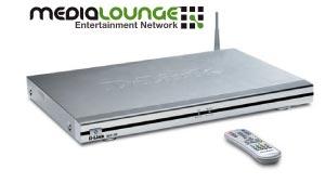 D-Link DSM-320 Wireless Media Player