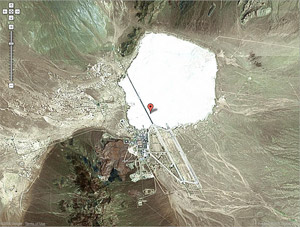 Groom Lake e l'Area 51