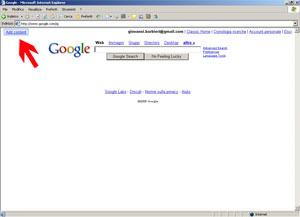 Aggiungi contenuto alla tua home page personalizzata di Google