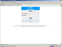Schermata iniziale help desk