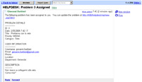 E-mail di notifica