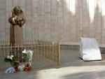 San Giovanni Rotondo - Statua di San Pio 2