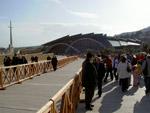 La nuova chiesa di San Pio - esterno