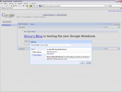 Google Notebook 01