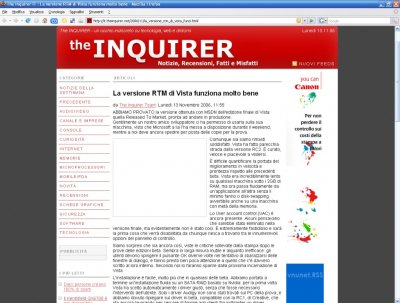 The Inquirer IT