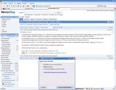 Firefox 1.5.0.7