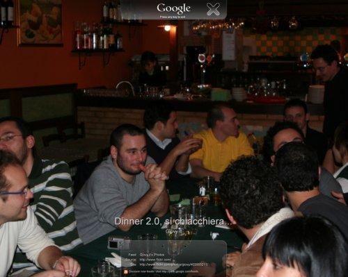 Google Screensaver