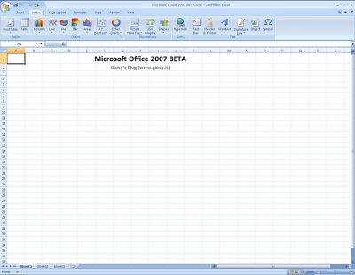 Microsoft Excel 2007 Beta 1 02
