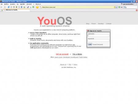 YouOS 01